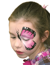 FABartFX Los Angeles Face Painting